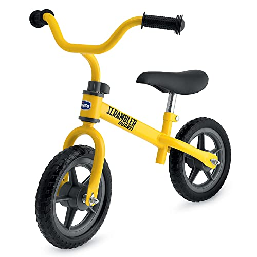 Bicicleta Infantil Chicco Ducati Scrambler Sin ...