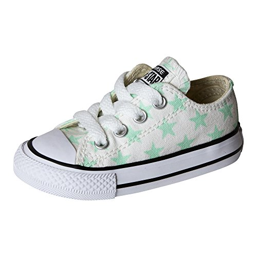Converse All Star OX, zapatos de piel para recién nacido, ...