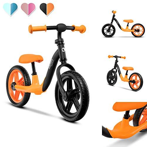 Lionelo Alex Balance Bike Bicicleta para niños ...