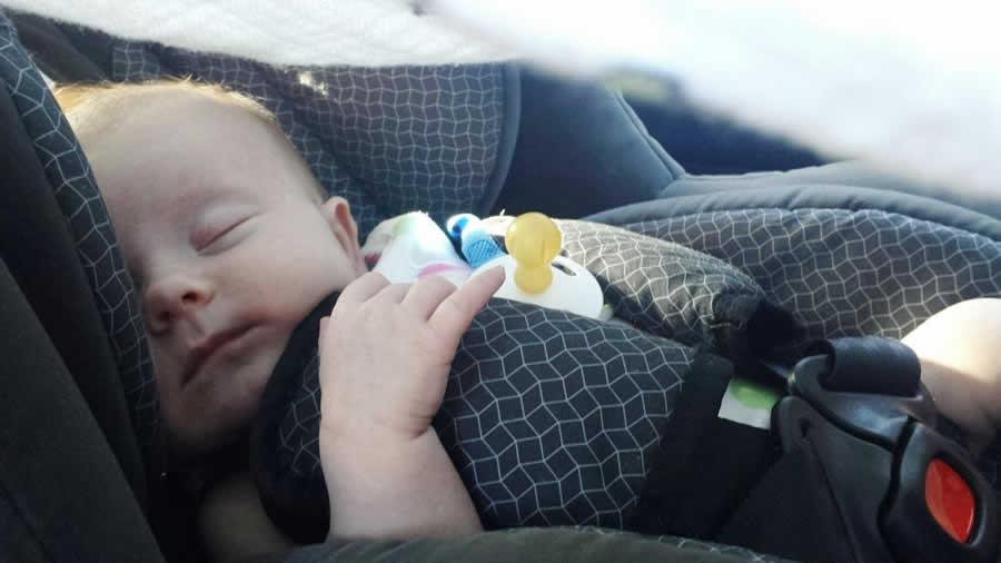 asiento de coche infantil britax romer