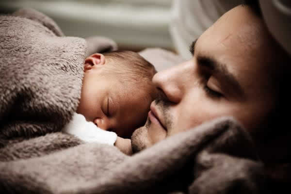 donde hacer dormir al bebe