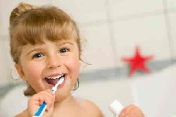 higiene bucal desarrollo infantil