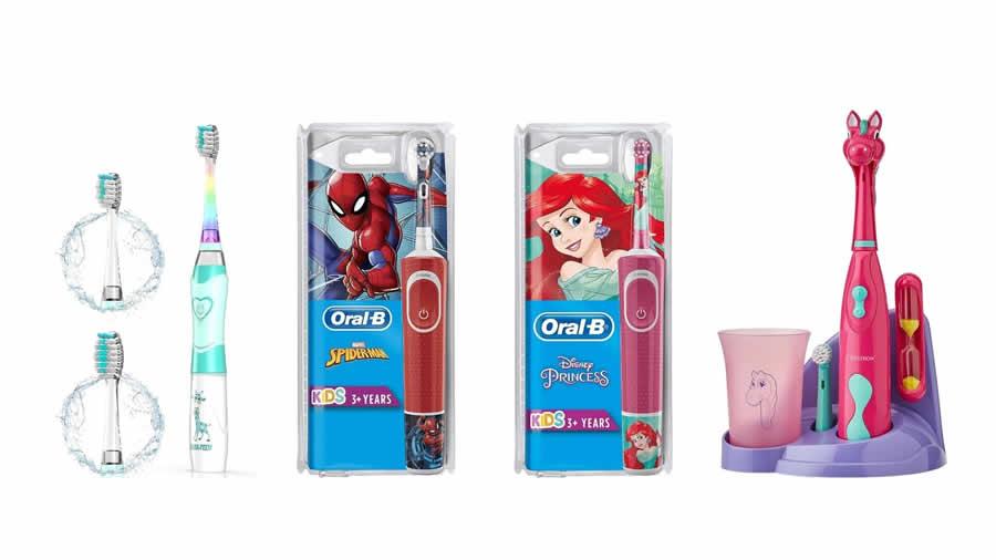 mejor cepillo dientes electrico niños