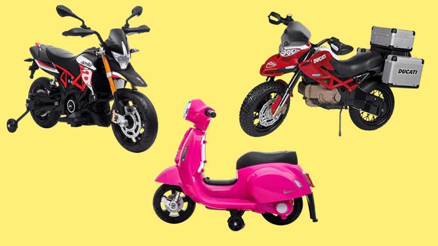 mejor moto electrica niños