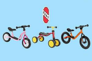bicicletas sin pedales puky