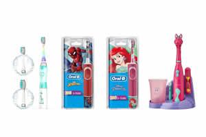 mejores cepillos dientes electricos niños