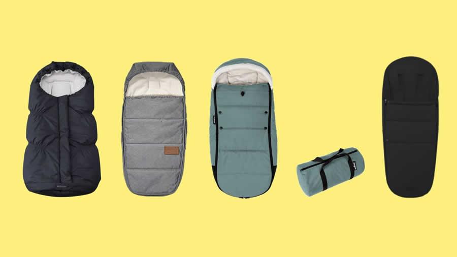 sacos de invierno para silla de paseo