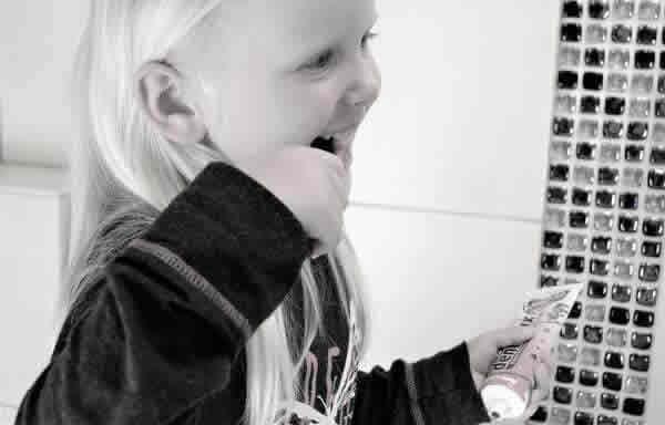 sugerencias para una correcta higiene bucal infantil